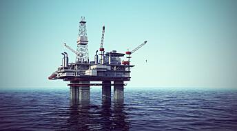 Oljebrønn styrer trykket helt på egen hånd
