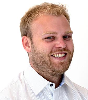 Christian Berg har tatt doktorgrad på brønnmodellering ved Universitetet i Sørøst-Norge.
