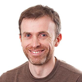 Forsker Sven Even Borgos deltar i utviklingen av syntetisk fremstilte oppskrifter eller koder som kroppen selv kan bruke for å unngå sykdom.