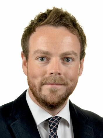 Torbjørn Røe Isaksen. (Foto: Jan Greiner)