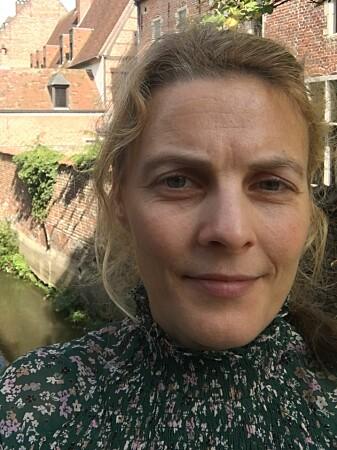 Forsker Guro Haugen Fossum leder pasientstudien i CovidNor-prosjektet.