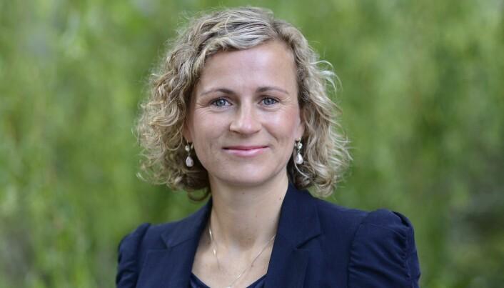 Organisasjonsforsker og professor Christina Nerstad ved Handelshøyskolen på OsloMet gir råd for hjemmekontoret.