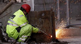 I disse yrkene risikerer ansatte et kortere arbeidsliv