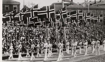 Forrige gang norsk idrett stengte