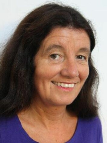 Professor Catharina de Lange Davies ved Institutt for fysikk, NTNU. (Foto: NTNU)