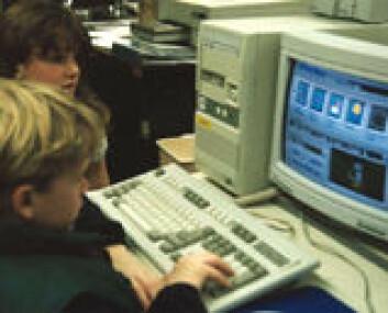 """""""I dag vet barn flest mer om teknologi enn foreldrene deres gjør."""""""