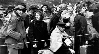 Titusener av tyskere tok sitt eget liv maidagene for 75 år siden