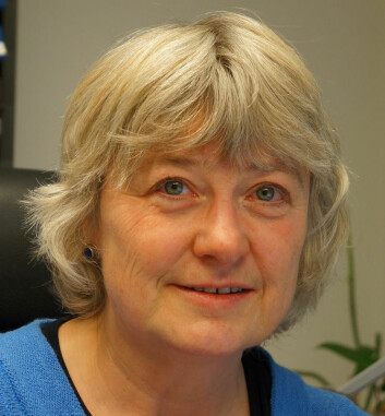 Ellen Brox (Foto: Arnfinn Christensen)