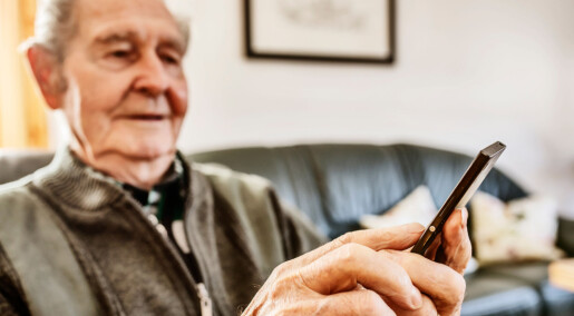 Eldre vil ha smartteknologi hjemme