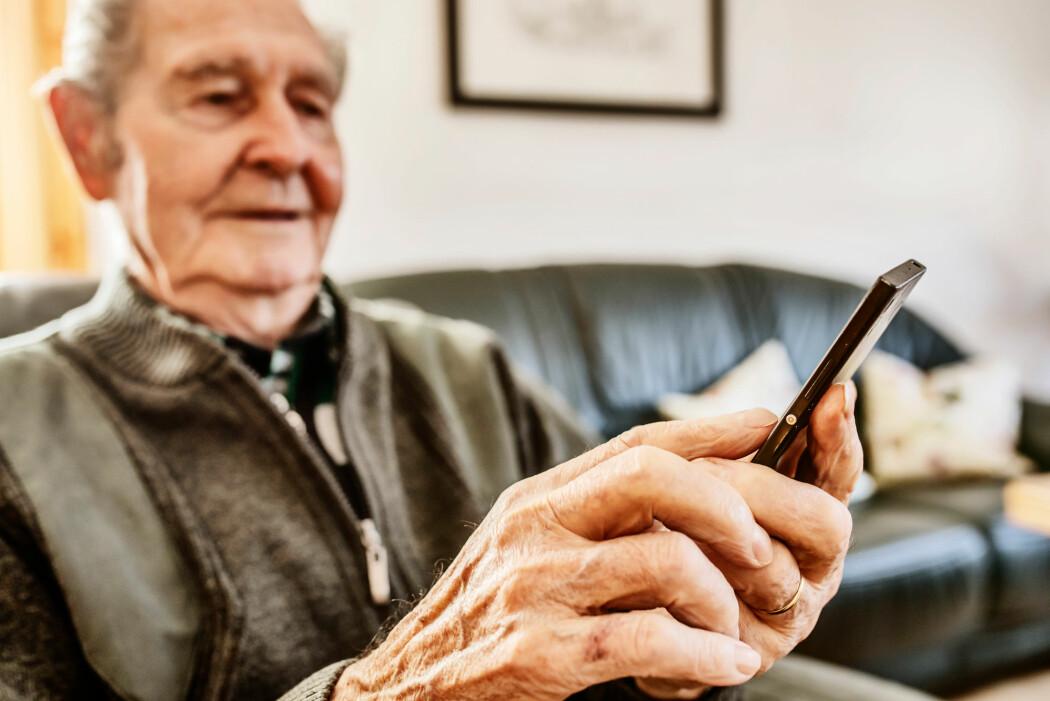 Forskerne ønsket å teste ut teknologiske løsninger for en gruppe eldre med mild kognitiv svikt eller demens, basert på behov definert av eldre selv.
