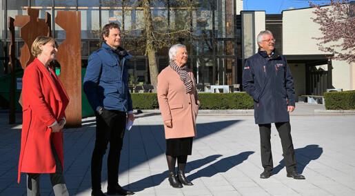 Rekordgave til Høgskolen i Innlandet