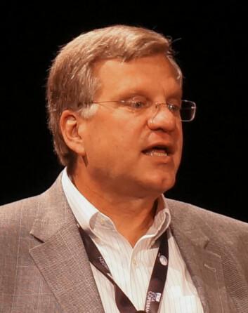 Jonathan Bagger. (Foto: Arnfinn Christensen, forskning.no)