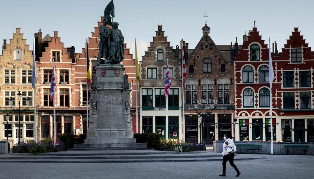 Ingen land i verden, med unntak av lille San Marino, har opplevd flere koronadødsfall per innbyggere enn Belgia.