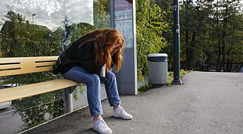Økende grad av psykiske problemer blant unge i Europa