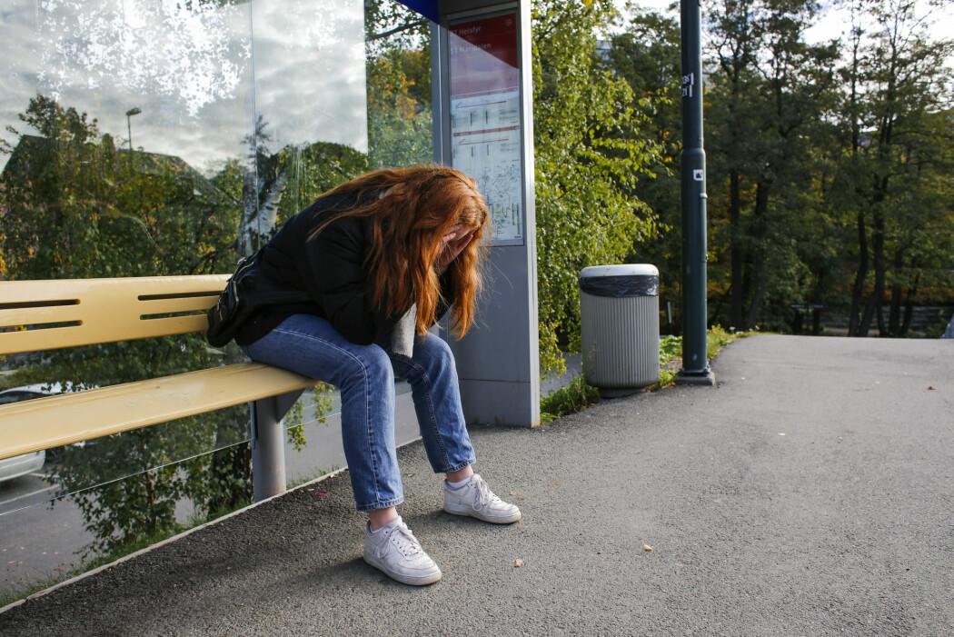 En WHO-undersøkelse blant barn og ungdom viser en nedgang i deres psykiske helse fra 2014 til 2018.