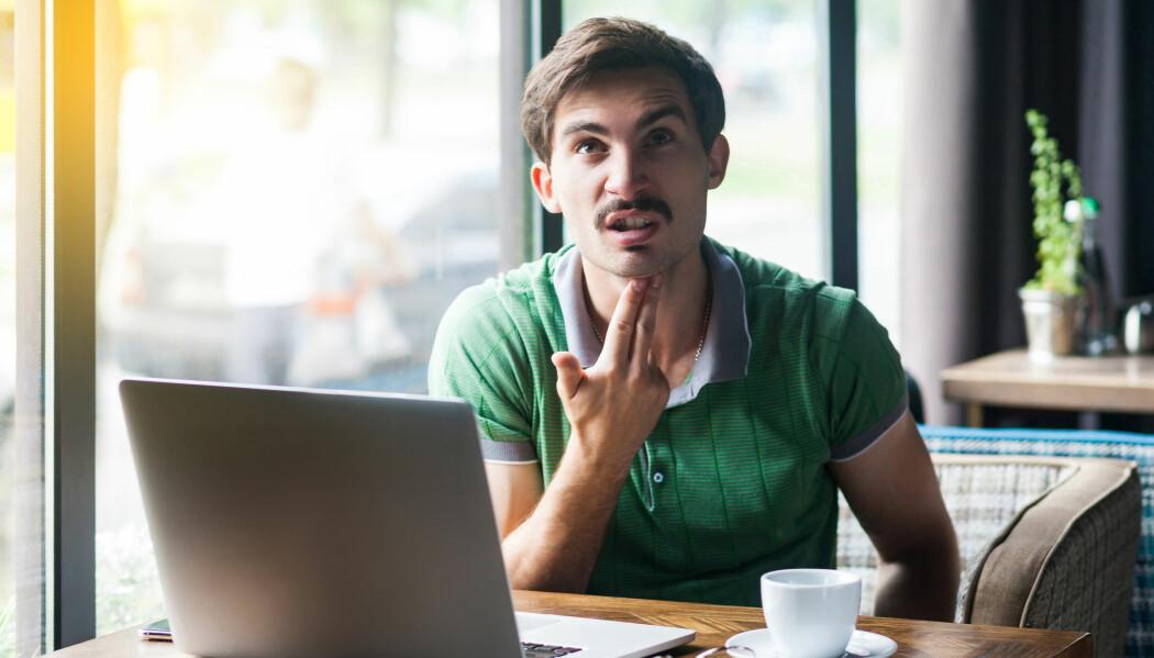 Mange pasientene som googler etter symptomer på nettet har funnet frem til svært alvorlige diagnoser som årsak til sine plager, uten at dette er riktig, forteller fastlege.