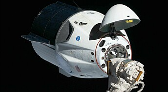 SpaceX skal snart gjøre sin første bemannede romferd