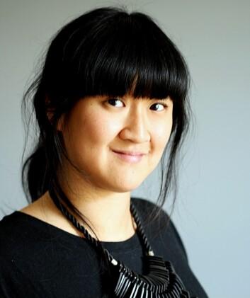 TV-viter Gry Cecilie Rustad forsker på fankulturer. Hun er selv telefil. (Foto: Anna Løvlund)