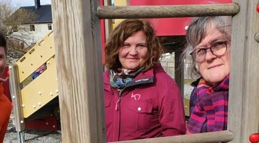 Forsker på barnehager i Nordland under koronatiden
