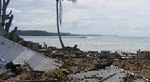 Omsorg på Salomonøyene
