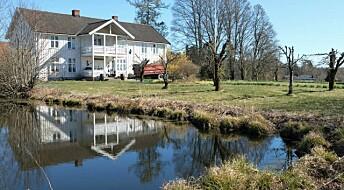 Dammar på garden er oasar for dyr og insekt