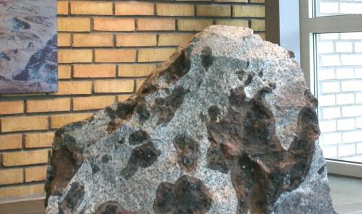 Korona i stein er faktisk ganske vakkert
