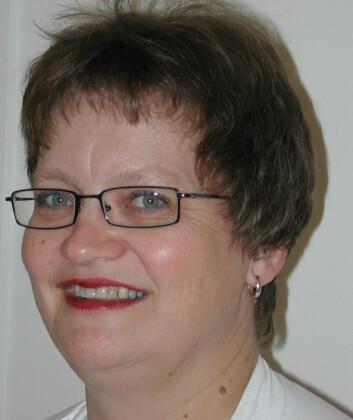 Lisbeth Rustad er spesialist i hud- og veneriske sykdommer, og avdelingsdirektør ved hudavdeleingen, Haukeland universitetssykehus. (Foto: Privat)