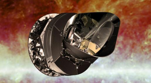 Bakgrunn: Satellitten Planck: Død, men likevel levende