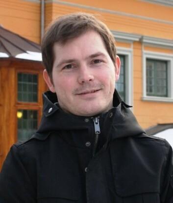 Bjørn Olav Johansen har skrevet doktorgradsavhandling om kjøpermakt. (Foto: Matias Helgheim)