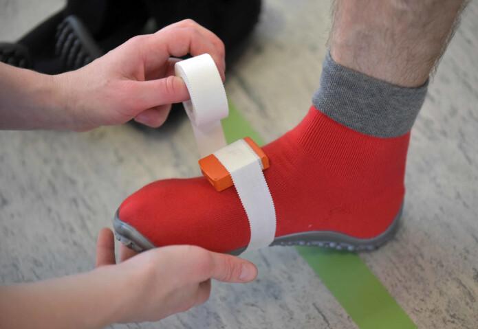 Vi vet at trening har god effekt uansett hvor gammel du er, men hva vet vi egentlig om effekten av skoene som vi trener i?