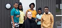 Rebecca fra Kongo og Lillehammer skal bli forsket på i 30 år