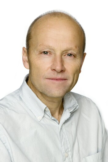 Bjart J. Holtsmark er forsker ved Statistisk Sentralbyrå. (Foto: SSB)