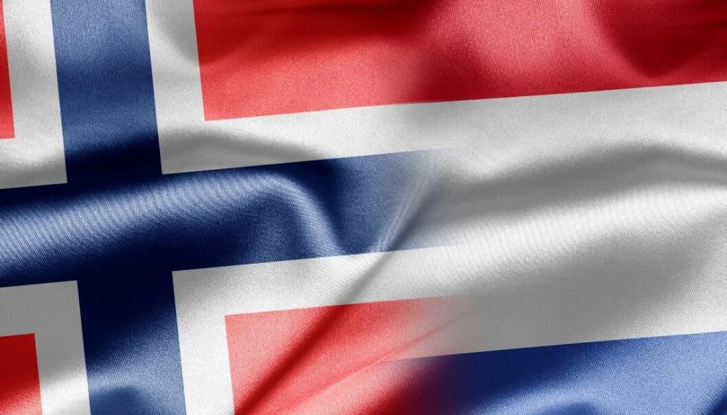 Deilig å være nederlandsk i Norge