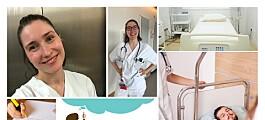 Hun forsker på sykepleiere med gode ideer
