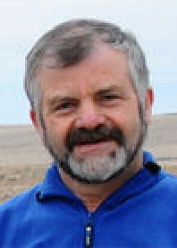 Seniorforsker Torgeir Nygård, Norsk institutt for naturforskning (NINA). (Foto: NINA)