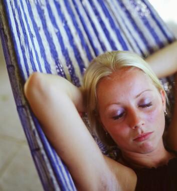 """""""Søvnen holder kroppen sunn, så hvis man ikke får den, risikerer man å utvikle en lang rekke alvorlige sykdommer."""""""