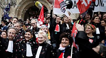 Hvorfor er det streik så ofte i Frankrike?