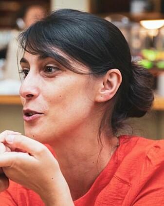 Marija Slavkovik er førsteamanuensis ved Universitetet i Bergen og forsker på maskin-etikk.