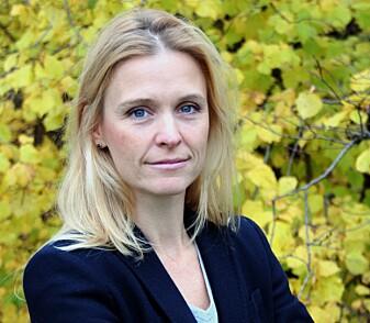 Marte Myhre Reigstad ved Nasjonalt senter for kvinnehelseforskning på Oslo universitetssykehus.