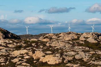 Planer om å bygge kraftlinjer og vindkraftverk kan raskt komme i konflikt med andre interesser i utmarksområdene. (Illustrasjonsfoto: www.colourbox.no)