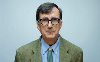 Bruno Latour er vinner av Holbergprisen 2013. (Foto: Manuel Braun)