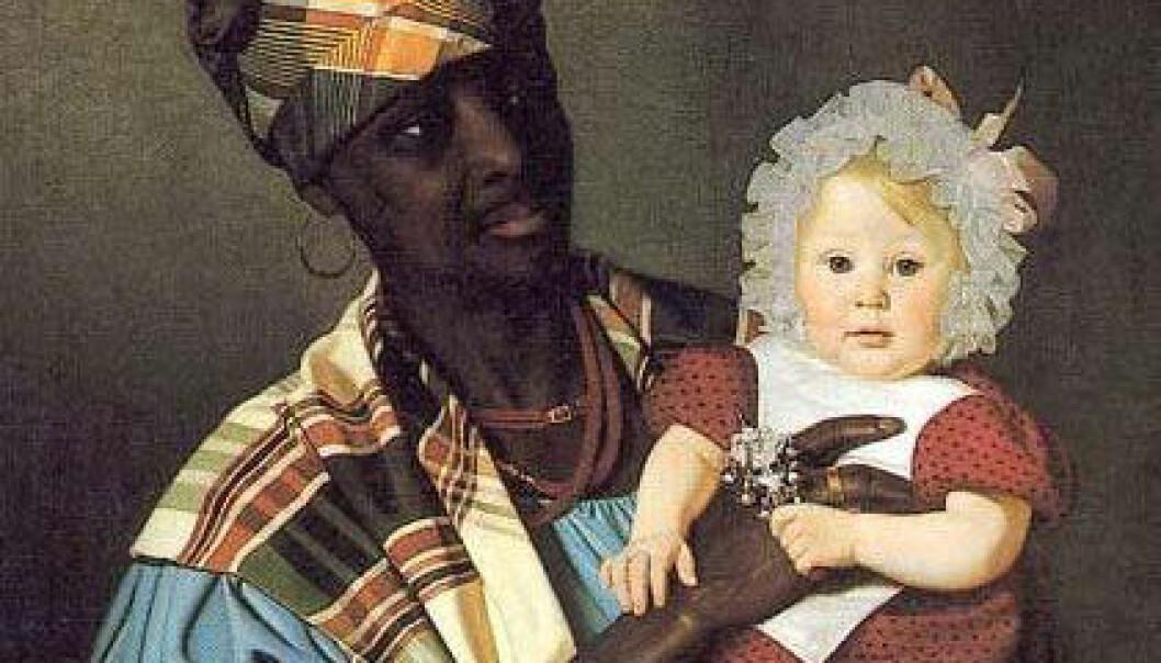 Hadde danskene slaver?