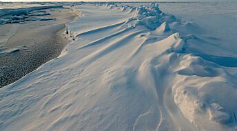 Fra karantene til forskning i isødet