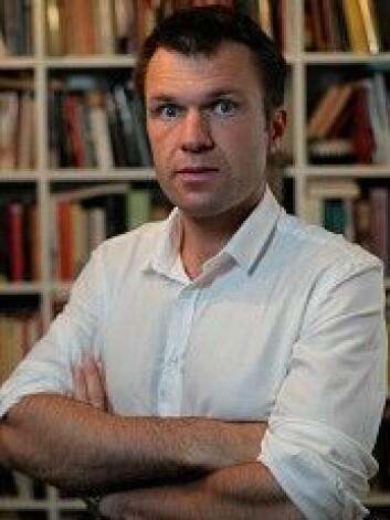 Torkel Brekke, religionsforsker ved Universitetet i Oslo, synes det er rart hvis ikke evolusjon og religion kan forenes. (Foto: UiO)