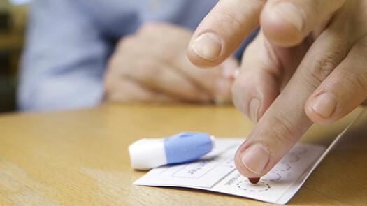Nyutviklet hjemme-test kan avsløre om du har hatt covid-19