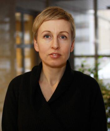 Cathrine Egeland, forskningsleder ved AFI. (Foto: AFI)