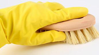 Lufting og vasking viktigere enn vi tror