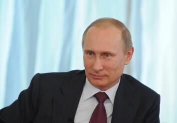 Vladimir Putin fortsetter en linje i russisk utenrikspolitikk som har vært gjeldende siden Sovjetunionens oppløsning i 1991. Forskere mener imidlertid at Putin er mer aggressiv enn forgjengerne sine. (Foto: Ria Novosti, Reuters)