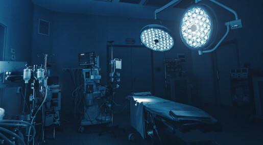 Opptil 60 000 kirurgiske inngrep kan være avlyst