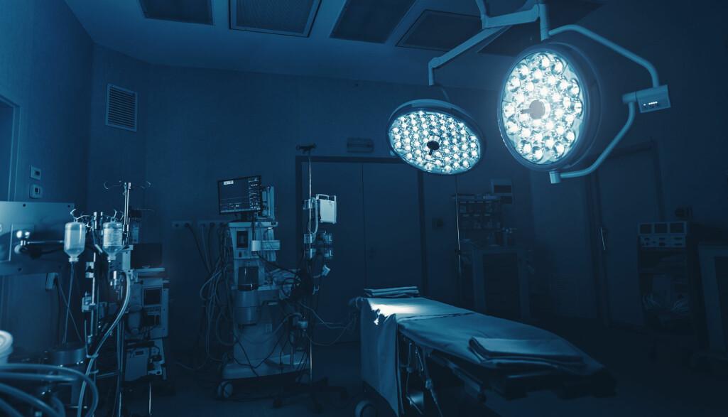 – På verdensbasis har millioner av operasjoner blitt avlyst som følge av pandemien, sier Kjetil Søreide, professor i kirurgi ved Universitetet i Bergen.